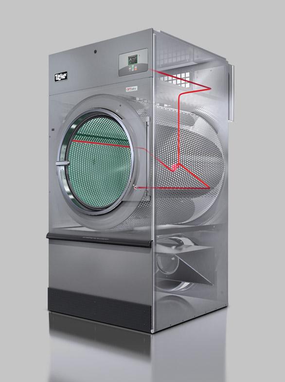 Industrial Tumble Dryers