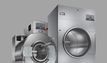 INDUSTRIAL-STRENGTH COMMERCIAL LAUNDRY PRODUCTS