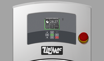 UniLinc: easy-to-use control system for professional laundry equipment