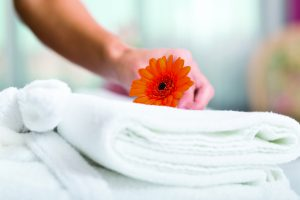 UniMac OPL laundry equipment for SPA and wellness centers