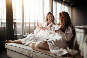 Wellness industry laundry needs : solutions by UniMac