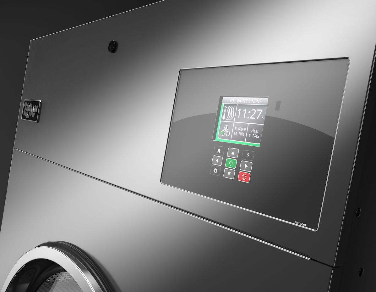 UniLink industrial washer control by UniMac