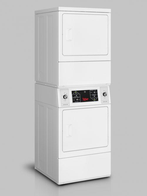 stacked dryer units - Unimac