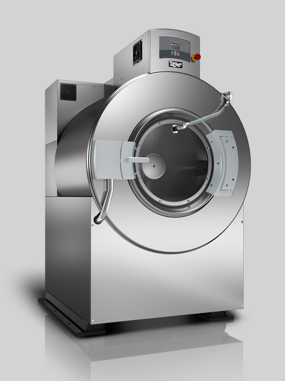 High-Performance Industrial Washer-Extractors