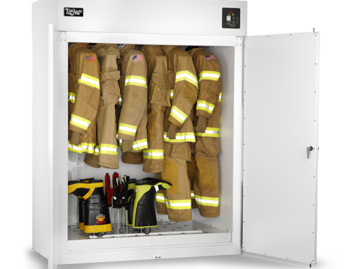 Lake Villa department depends on UniMac equipment for PPE laundering firefighters' PPE in compliance with NFPA 1851 guidelines