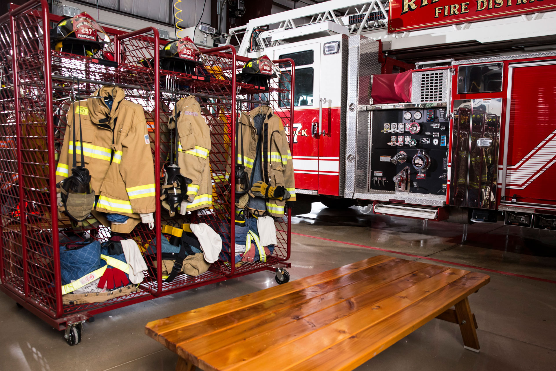 FEMA Funds Support PPE for Firefighters