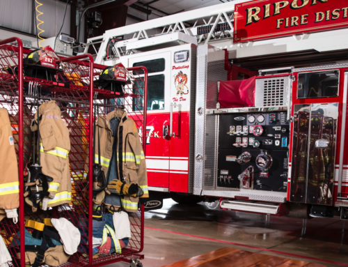 UniMac's NFPA 1851 total laundry solution will be displayed at FRI and FDIC