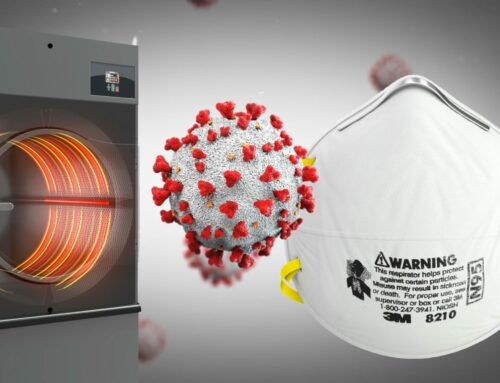 UniMac dryers show results for N95 viral decontamination